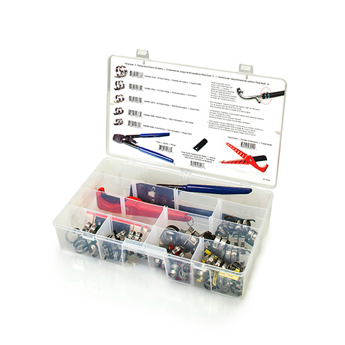 PolarSeal® II Clamp Assortment